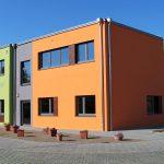 Unser Schulgebäude in der Kreuzstraße 20a in Wittenberg